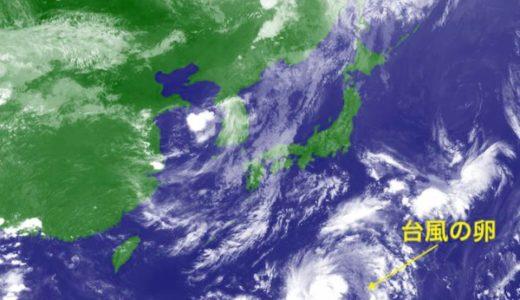 2019年台風7号の最新情報!米軍(アメリカ海軍)進路予想は!?