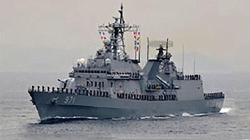 韓国艦レーダー照射事件をわかりやすく解説!海外の反応は?