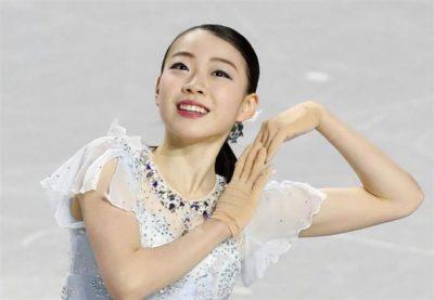 紀平梨花の肌が白くてキレイ!歯並びも矯正して良くなった?