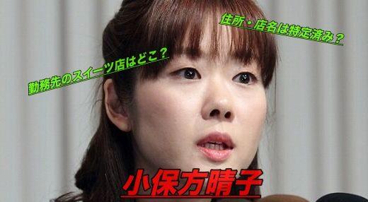 小保方晴子の現在は洋菓子・スイーツ店勤務!店名・住所も特定か?