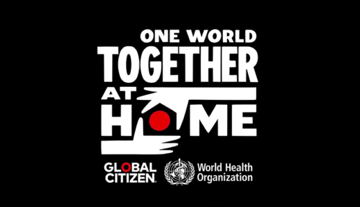 One World:Together at Homeの見逃し配信動画を無料視聴!英語版は?
